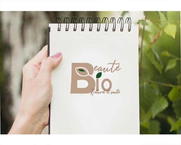 Creation logo marque cosmetique bio et naturel