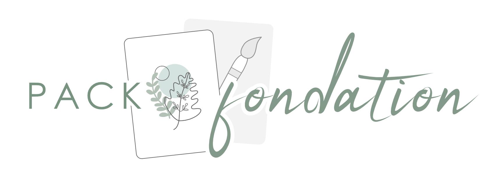 Pack fondation création de logo et charte graphique Dijon