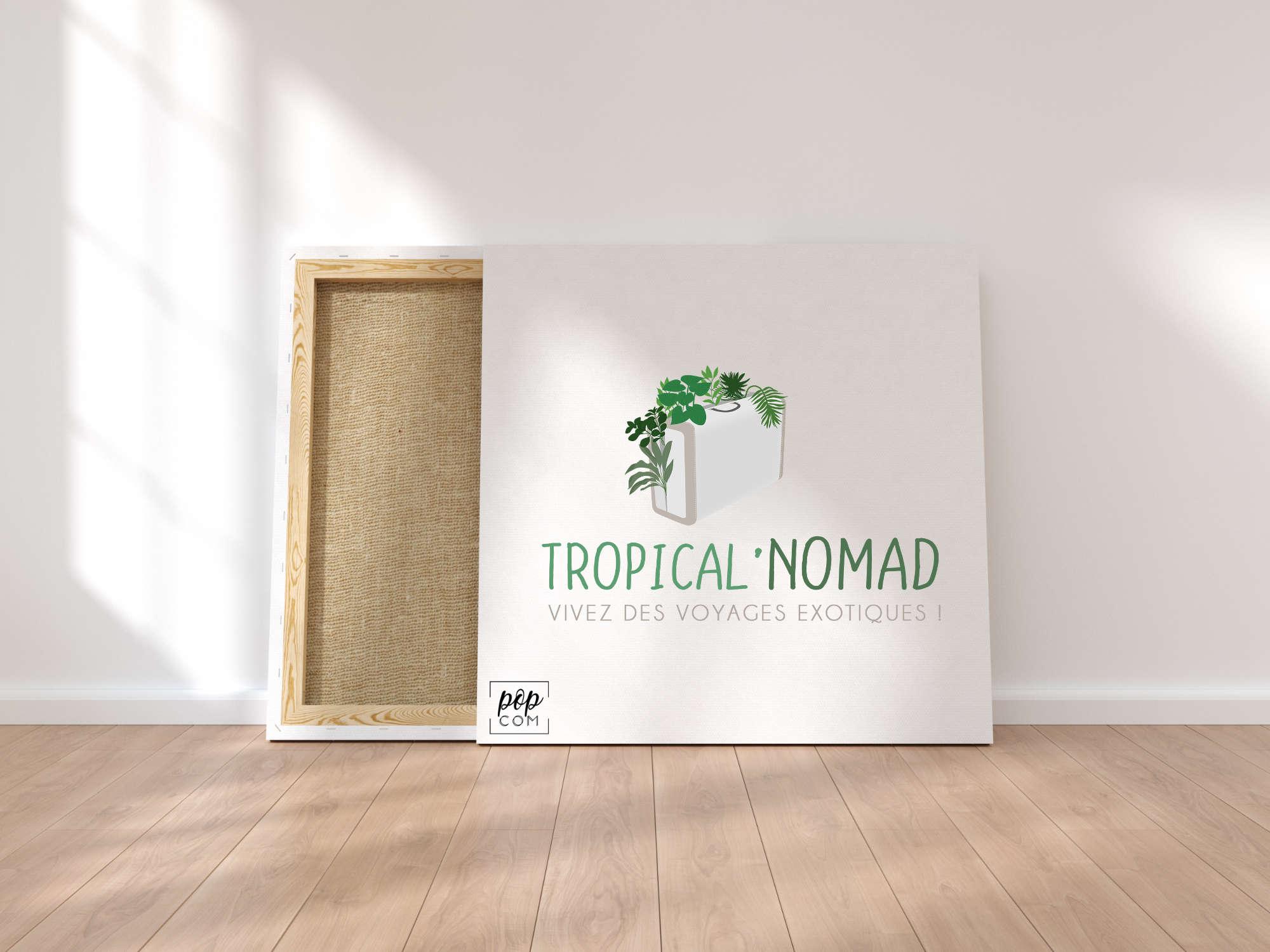 Voyage logo à vendre